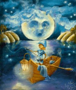 13 звёздная рыбалка