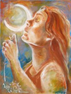 14 запах луны