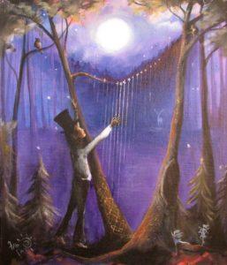 14 музыка луны
