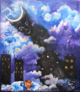 Ночь - Мурлыка