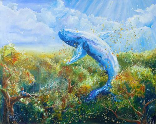 Китовый листопад